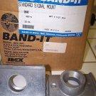 "Band-IT Pole Street Sign Safety Traffic Signal Mounts D040  NPT 1-1/2""  2 ea USA"