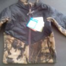 TODDLER/JACKET/SHORT COAT/COLUMBIA SPORTSWEAR/NWT/3T/CAMMO & BLACK/WEATHERPROOF
