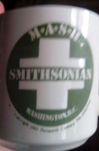 MUG/VINTAGE/COLLECTIBLE/M*A*S*H*/MASH/SMITHSONIAN/1983/EUC/MUG/WASHINGTON D.C.
