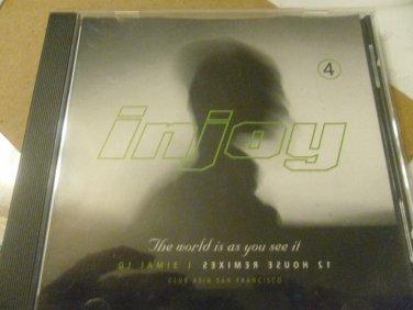 "Injoy 4 - Club Aisa San Francisco ""The World Is As You See it"" - dj Jamie Rare"