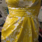"Dress Summer Strapless Beach Nights Vacation BY ""SNAP"" SZ 7 Jr.- SALE NOW"
