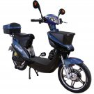 Daymak Vienna Rocket 500W 72V Electric Bicycle Electric Bike E-Bike ebike Moped Blue Free Shipping