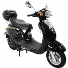Daymak Rome 500W 72V Electric Bicycle Electric Bike E-Bike eBike Moped Black Free Shipping