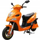 Daymak Indianapolis 500W 72V Electric Bicycle Electric Bike E-Bike eBike Moped Orange Free Shipping