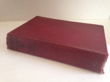 Harvard College Class of 1911 Decennial Report June 1921 Edition plus 25th Ed