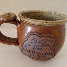 Salisbury Faire Mug Cup Stoneware Renaissance Fair Festival Jester Souvenir