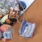 Cartoon Anime Attack on Titan Pendant/Necklae/Pocket Watch