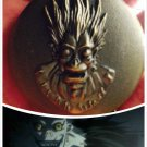 Anime Cosplay Bronze Death Note Death Pendant Necklace Quartz Pocket Watch