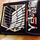 Attack on Titan Shingeki no Kyojin Recon Corps Scouting Legion Wallet Purse