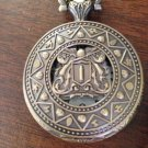 anime Hitman Reborn Pocket Watch Pendant