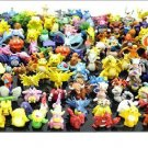 1 SET PER LOTS 144PCS POKEMON ACTION FIGURES 2-3CM
