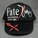 Anime Fate Zero Hip Pop Baseball Caps Sports Peaked Hats canvas Hat anime Cap Adjustable sun hat