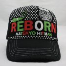 New Katekyo Hitman Reborn Anime Cap Cosplay Baseball Hat Cap Great Gift