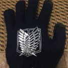 Anime Attack on Titan Gloves