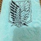 Anime Attack on Titan towel