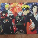 Anime Mouse Mat Naruto Gaming Mouse Pad