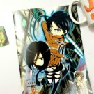 Lot of 5 Anime Attack on Titan notebook