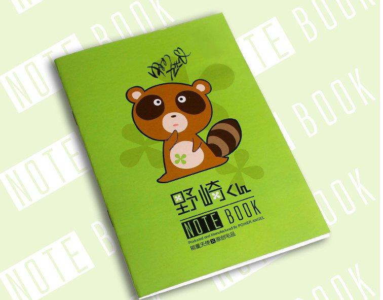 Lot of 5 Anime Monthly Girls' Nozaki-kun notebook