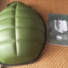 Anime Attack on Titan Turtle Shell Shoulder Bag with a notebook set