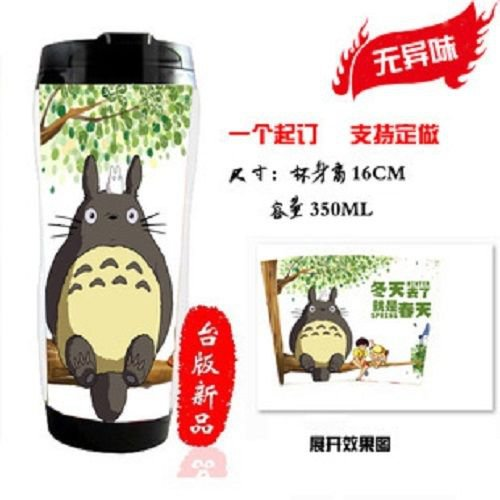Anime Cosplay Totoro Collection Coffee Milk Mug Travel Warm Cup