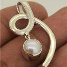 Cream Pearl 925 Sterling Silver Pendant Jewelry with Soul DA1690PR L8393