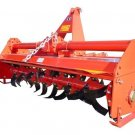 "Large 72"" HTL180 Farm Rotary Gear Driven Tiller"