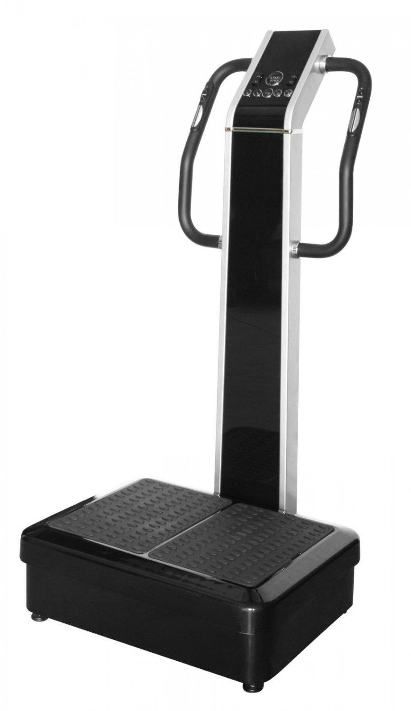 Dual Motor 1500w Vibration Vibe Plate Exercise Cardio Machine Massager