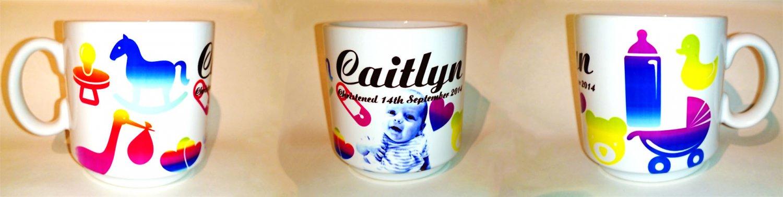 Children's Personalised Mug
