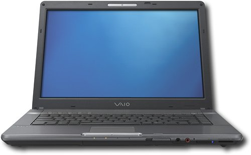 Sony VAIO Notebook with Intel