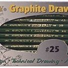 Graphite Pencil Kit 12/Pc. Set
