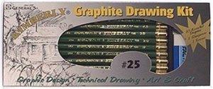Graphite Pencil Kit 12/Pc. Set