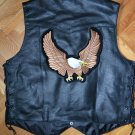 Biker  Eagle embroidered patch