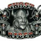 Viking Ghost Rider Biker Motorcycle High quality metal buckle belt buckle