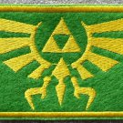 Legend of Zelda Hyrule's Royal Crest Logo Embroidered  Iron On patch