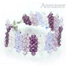 Handcrafted Swarovski Crystal Bracelet - JDee 010220