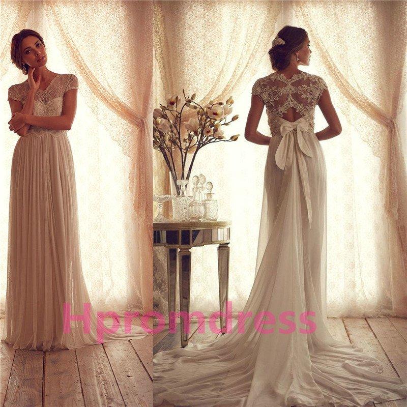 2014 lace wedding dress sexy lace bridal dress