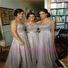 2015 New High-grade lace bridesmaid dress evening party dresses