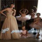 Long Evening Dress Sleeveless Formal Evening Dresses Floor Length