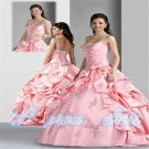 New Formal Prom Party Ball Gown Quinceanera Bridesmaid Evening Dress Size 2-28+