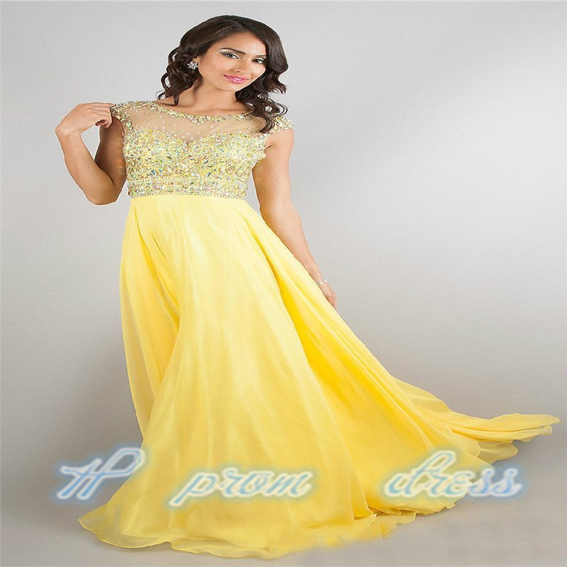 2015 New Long Chiffon Bridesmaid Evening Formal Party Ball Gown Prom Dress
