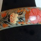 Bracelet Wood Hand Painted Bangle