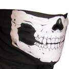 2 X Skull Half Face Bandana Skeleton Ski Motorcycle Biker Paintball Mask