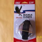 2 X BUCKLE FAST ON ICE CLEATS EAGLE CLAW  WINTER