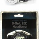 8 BULB LED HEADLAMP Mitaki Japan FREE USA SHIPPING