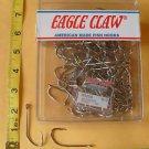 Eagle Claw fishhooks Saltwater size 6/0 LOT of 35 PCS