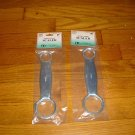 FISH SCALER - 2 Double ended deluxe fish scalers FREE USA SHIPPING