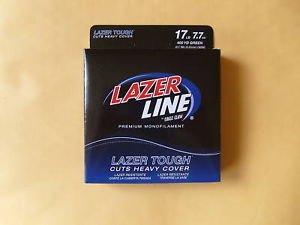 EAGLE CLAW - LAZER LINE *TOUGH* FISHING LINE 17LB 400Y