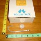 MUSTAD SEA KIRBY HOOKS SIZE 2 TINNED 50 PCS 2 X LONG 2 X STRONG FREE USA SHIPING