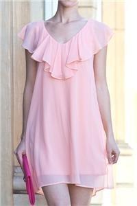 Womens Medium Dress NWT Womens Peach Mini Dress Soul of the Sea