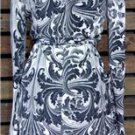 Womens Size 4 Dress NEW NWOT Jessica Simpson Small Dress Black and Gray ~~~~~~~~
